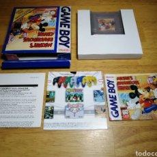 Videojuegos y Consolas: MICKEY NINTENDO GAME BOY. Lote 182492920