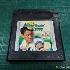 Videojuegos y Consolas: NINTENDO GAME BOY JUEGO ALL STAR TENNIS 2000. Lote 182611056