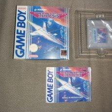 Videojuegos y Consolas: NEMESIS GAMEBOY NINTENDO GAMEBOY. Lote 182734096