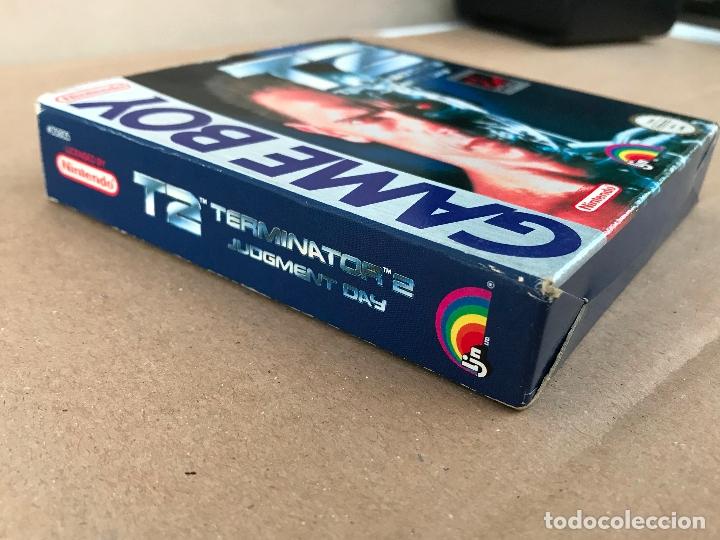 Videojuegos y Consolas: Terminator 2 para game boy version española - Foto 2 - 182807702