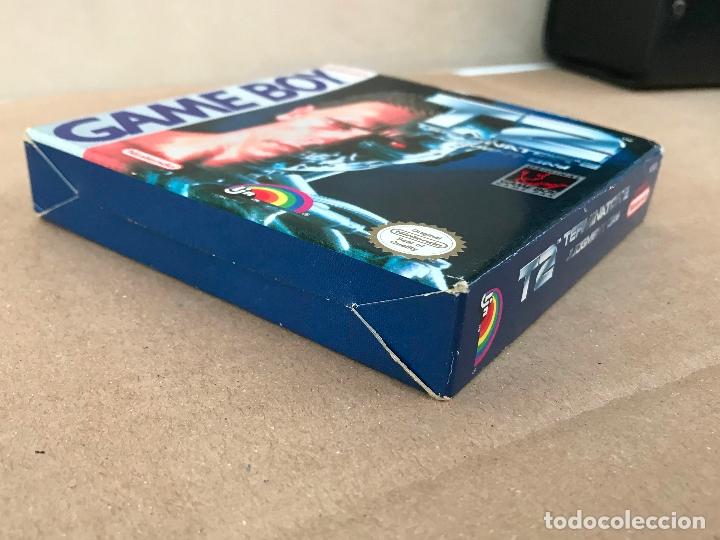 Videojuegos y Consolas: Terminator 2 para game boy version española - Foto 3 - 182807702