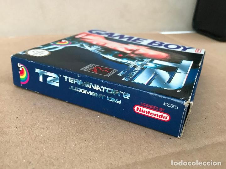 Videojuegos y Consolas: Terminator 2 para game boy version española - Foto 4 - 182807702