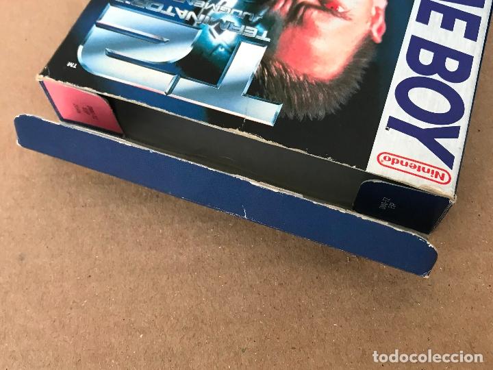 Videojuegos y Consolas: Terminator 2 para game boy version española - Foto 6 - 182807702