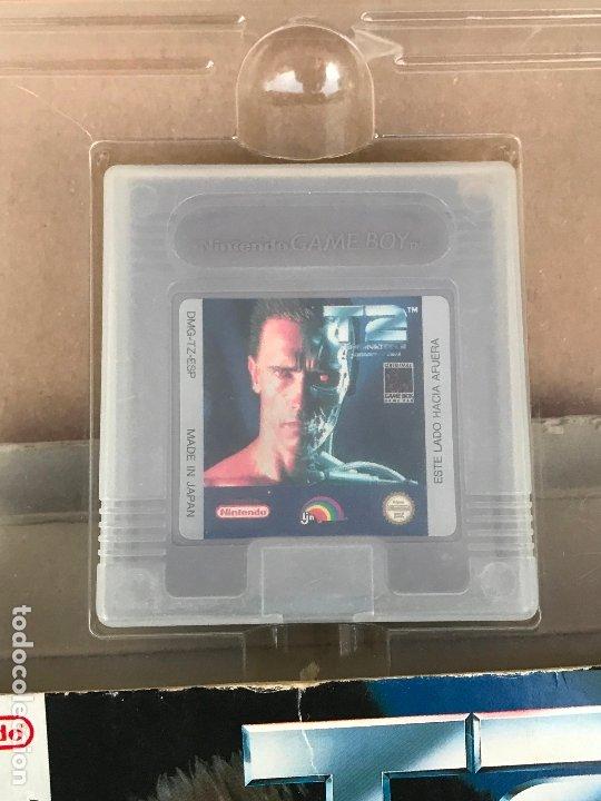 Videojuegos y Consolas: Terminator 2 para game boy version española - Foto 7 - 182807702