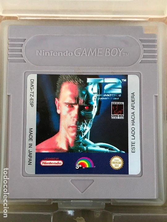 Videojuegos y Consolas: Terminator 2 para game boy version española - Foto 8 - 182807702