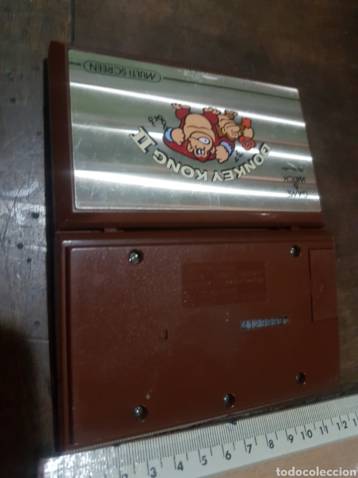Videojuegos y Consolas: Donkey kong II Nintendo - Foto 2 - 183300093