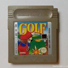 Videojuegos y Consolas: GOLF - NINTENDO GAME BOY. Lote 183522683