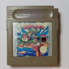 Videojuegos y Consolas: WARIO LAND SUPER MARIO LAND 3 - NINTENDO GAME BOY. Lote 183522755
