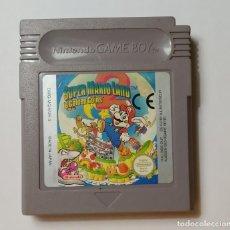 Videojuegos y Consolas: SUPER MARIO LAND 2 - NINTENDO GAME BOY. Lote 183522913