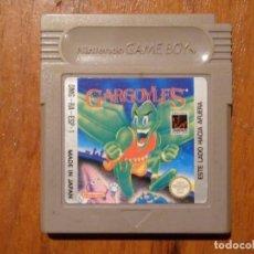 Videojuegos y Consolas: JUEGO GAMEBOY GARGOYLES FUNCIONANDO. Lote 183596336