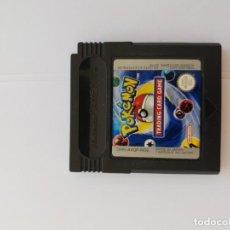 Videojuegos y Consolas: NINTENDO POKÉMON TRADING CARS GAME GAMEBOY. Lote 183685775