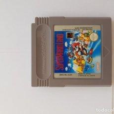 Videojuegos y Consolas: NINTENDO SUPERMARIOLAND GAMEBOY. Lote 183685975