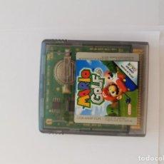 Videojuegos y Consolas: NINTENDO MARIO GOLF GAMEBOY. Lote 183688021