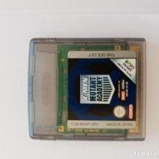 Videojuegos y Consolas: NINTENDO XMEN MUTANT ACADEMY GAMEBOY. Lote 183688757