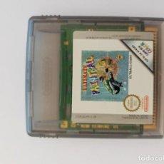 Videojuegos y Consolas: NINTENDO ULTIMATE PAINTBALL GAMEBOY. Lote 183689551