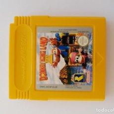 Videojuegos y Consolas: NINTENDO DONKEY KONG LAND 3 GAMEBOY. Lote 183690208
