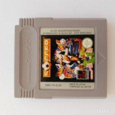 Videojuegos y Consolas: NINTENDO SOCCER GAMEBOY. Lote 183691426