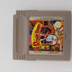 Videojuegos y Consolas: NINTENDO ROGER RABBIT GAMEBOY. Lote 183692033