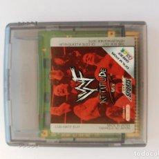 Videojuegos y Consolas: NINTENDO WF ATTITUDE GAMEBOY. Lote 183692175