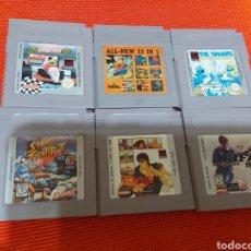 Videojuegos y Consolas: JUEGOS GAME BOY NINTENDO GAMEBOY. Lote 182788048