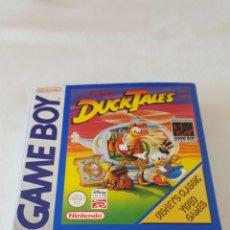 Videojuegos y Consolas: DUCK TALES GAMEBOY PAL-ESP. Lote 183778847