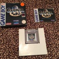 Videojuegos y Consolas: CASPER - GAME BOY - COMPLETO. Lote 186169763