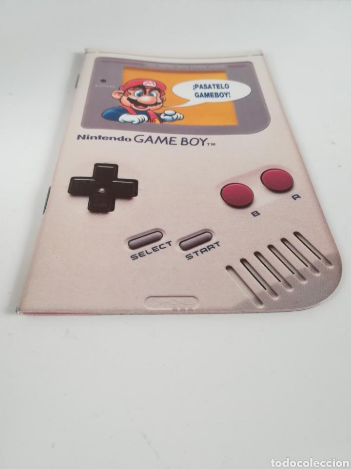 Videojuegos y Consolas: Folleto publicidad Nintendo Game Boy ERBE Catálogo Consola Videojuego Club Super Mario Bros Gameboy - Foto 2 - 186359123