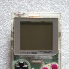 Videojuegos y Consolas: GAME BOY POCKET FAMITSU 1997 MODEL-F. NINTENDO. Lote 186456303