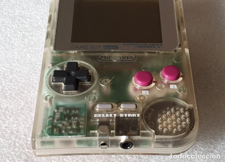 Videojuegos y Consolas: GAME BOY POCKET FAMITSU 1997 MODEL-F. NINTENDO - Foto 4 - 186456303