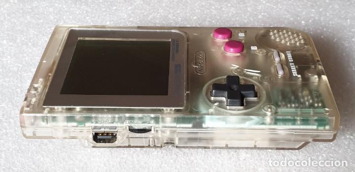 Videojuegos y Consolas: GAME BOY POCKET FAMITSU 1997 MODEL-F. NINTENDO - Foto 7 - 186456303