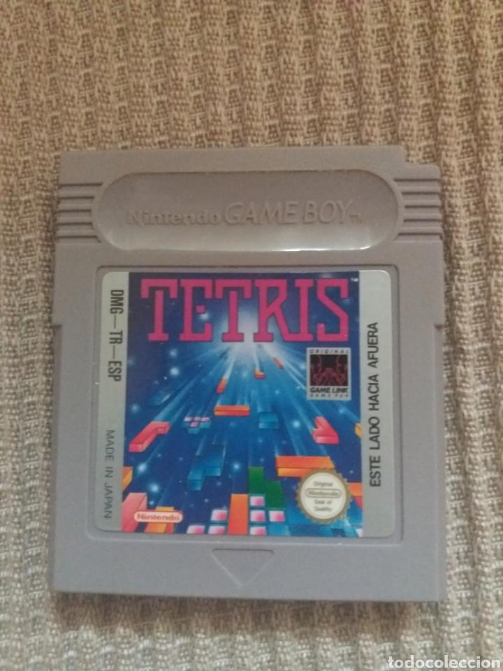 TETRIX-NINTENDO GAME BOY- (Juguetes - Videojuegos y Consolas - Nintendo - GameBoy)