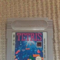 Videojuegos y Consolas: TETRIX-NINTENDO GAME BOY-. Lote 186972445