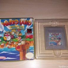 Videojuegos y Consolas: NINTENDO GAME BOY - WARIO LAND SUPER MARIO LAND 3. Lote 187322642