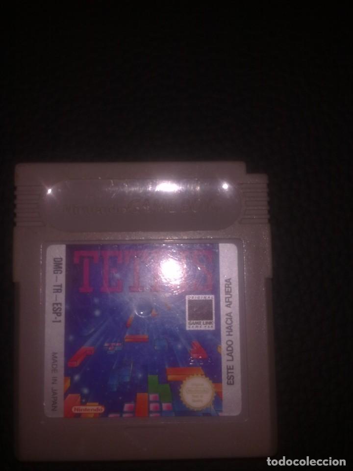 GAME BOY TETRIS (Juguetes - Videojuegos y Consolas - Nintendo - GameBoy)