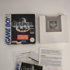 Videojuegos y Consolas: CASPER GAME BOY GAMEBOY. Lote 189239470