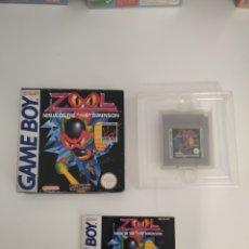 Videojuegos y Consolas: ZOOL GAME BOY GAMEBOY. Lote 189239521