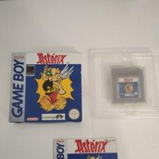 Videojuegos y Consolas: ASTÉRIX GAME BOY GAMEBOY. Lote 189239821