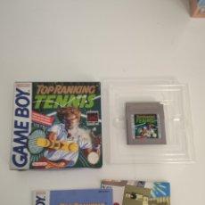 Videojuegos y Consolas: TOP RANKING TENNIS GAME BOY GAMEBOY. Lote 189239922