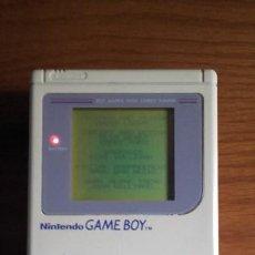 Videojuegos y Consolas: GAME BOY CLASICA. Lote 189817717