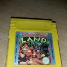 Videojuegos y Consolas: DONKEY KONG LAND GAMEBOY NINTENDO GAME BOY ESP. Lote 190162888
