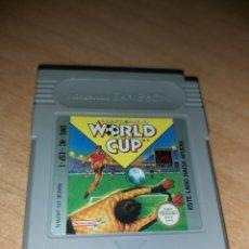 Videojuegos y Consolas: WORLD CUP GAMEBOY NINTENDO GAME BOY ESP. Lote 190163115