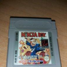 Videojuegos y Consolas: NINJA BOY GAME BOY NINTENDO GAMEBOY ESP. Lote 190291876