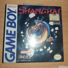 Videojuegos y Consolas: SHANGAI GAME BOY NINTENDO GAMEBOY PRECINTADO. Lote 190424193