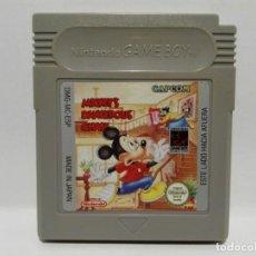 Videojuegos y Consolas: MICKEY'S DANGEROUS CHASE NINTENDO GAME BOY. Lote 190695407