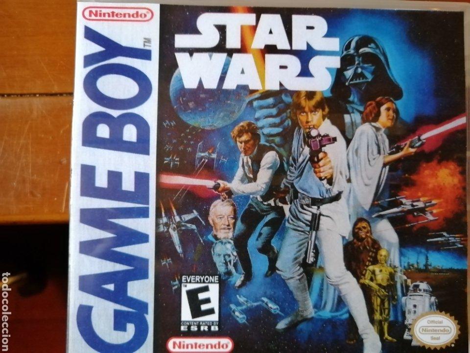 JUEGO STAR WARS PARA NINTENDO GAMEBOY (Juguetes - Videojuegos y Consolas - Nintendo - GameBoy)