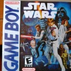 Videojuegos y Consolas: JUEGO STAR WARS PARA NINTENDO GAMEBOY. Lote 190896466