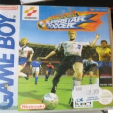 Videojuegos y Consolas: JUEGO INTERNATIONAL SUPERSTAR SOCCER PARA NINTENDO GAMEBOY. Lote 191073668