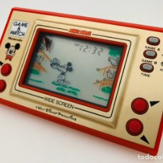 Videojuegos y Consolas: MICKEY MOUSE NINTENDO GAME & WATCH. Lote 191336901