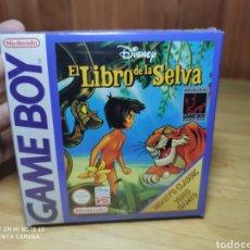 Videojuegos y Consolas: ! PRECINTADO! EL LIBRO DE LA SELVA NINTENDO GAME BOY. Lote 191404371
