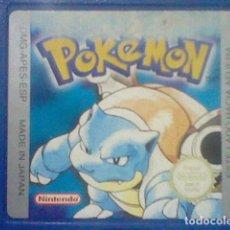 Videojuegos y Consolas: POKEMON NINTENDO GB GAME BOY JUEGO SOLO CARTUCHO PROBADO RARO*. Lote 192495008